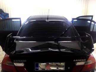 3M auton lasien tummennus, aurinkosuojakalvo