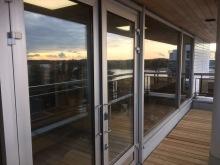 Toimistotilat: Ikkunakalvot - Auringonsuojakalvotus, lämpösuoja, kirkas