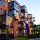 95% ikkunakalvo: Parvekkeelle yksityisyyttä tummennuskalvolla
