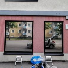 Peilikalvo 90 ext vst näkösuoja terassille ikkunakalvo auringonsuojakalvo