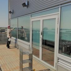 Verkkokauppa.com: Auringonsuojakalvotus, kirkas. ikkunakalvot.