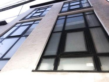 Huurrekalvolla näkösuoja, ikkunakalvo